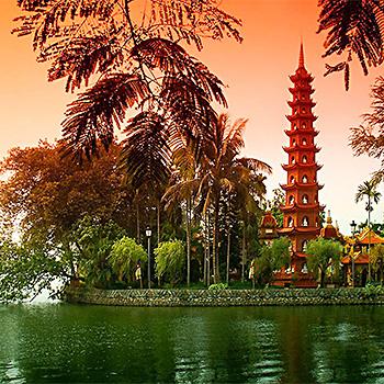 Загадочный Вьетнам